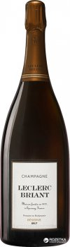 Шампанське Leclerc Briant Brut Rezerve біле сухе органічне 1.5 л 12% (3465020000497)