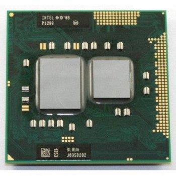 Б/У, Процесор, для ноутбука, Intel Pentium P6200, 3M Cache, 2.13 GHz