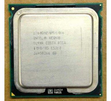 Б/У, Процесор, Intel Xeon 5310, 4 ядра, 1.6 GHz