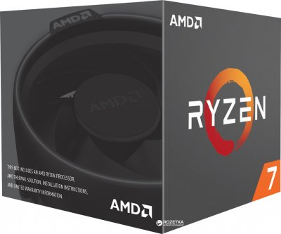Процесор AMD Ryzen 7 1700 3.0GHz/16MB (YD1700BBAEBOX) sAM4 BOX