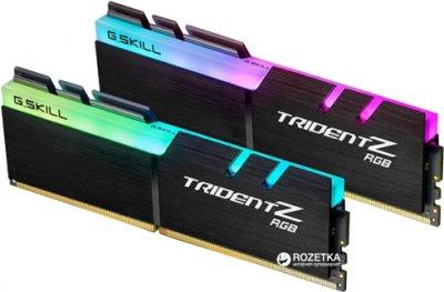 Оперативная память G.Skill DDR4-4266 16384MB PC4-34128 (Kit of 2x8192) Trident Z RGB (F4-4266C19D-16GTZR)