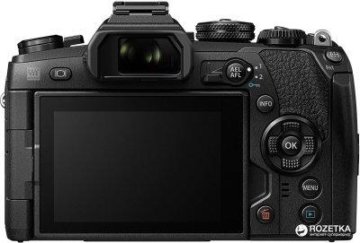 Фотоапарат Olympus OM-D E-M1 Mark II Body Black (V207060BE000) Офіційна гарантія!