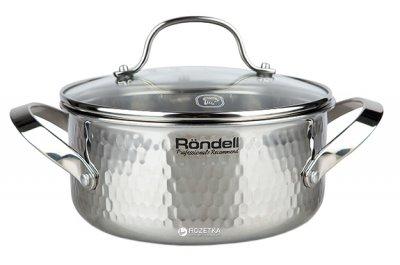 Кастрюля Rondell RainDrops 1.9 л (RDS-827)