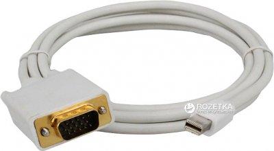 Кабель Value Mini DisplayPort на VGA M/M довжина 1.8 м (S0125)