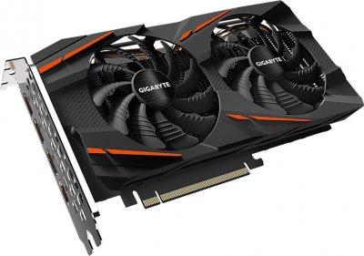Gigabyte PCI-Ex Radeon RX 570 Gaming 4GB GDDR5 (256bit) (1244/7000) (HDMI, 3 x Display Port) (GV-RX570GAMING-4GD)