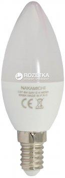 Світлодіодна лампа Nakamichi C37 6W 3000K 220V E14