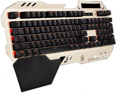 Клавіатура дротова Bloody B860 USB (4711421924894)