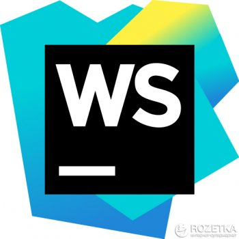 JetBrains WebStorm Commercial Annual Subscription 1 ПК (електронна ліцензія) (C-S.WS-Y)
