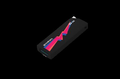 Goodram USB 3.0 Click 32GB Black (UCL3-0320K0R11)
