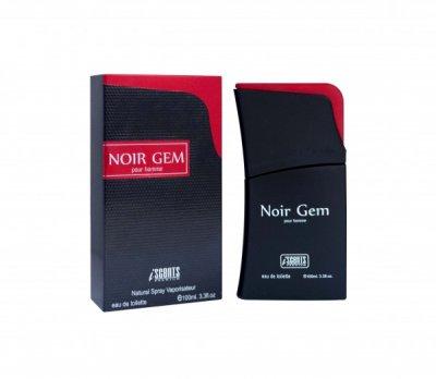 Туалетная вода для мужчин I Scents Noir Gem 100мл (MM32422)