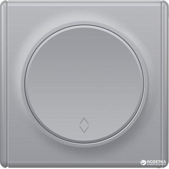 1-клавишный проходной выключатель OneKeyElectro Florence Серый (1Е31401302)
