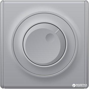 Светорегулятор поворотный OneKeyElectro Florence 600 Вт Серый (1Е42001302)