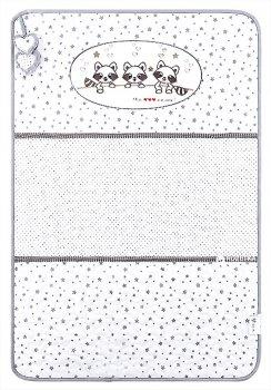 Килимок для дитячої кімнати IDEIA Крихітка Єнот 60х90 см (2200003980868)