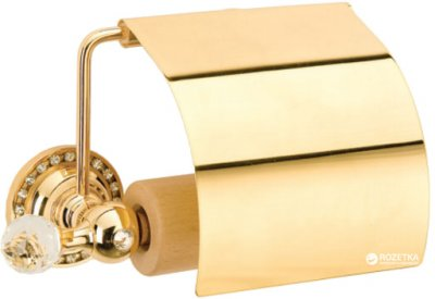 Тримач для туалетного паперу KUGU Swan 411G