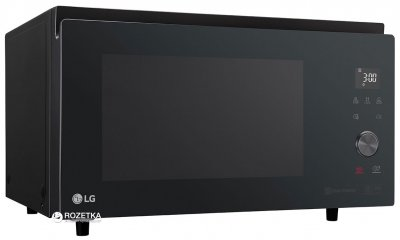 Мікрохвильова піч LG NeoChef Smart Inverter MJ3965BIS