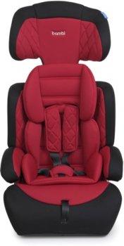 Автокрісло Bambi M 3546 9-36 кг Red (Bambi M 3546 red)