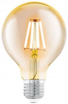 Світлодіодна лампа Eglo E27 4W 2200K (EG-11556)