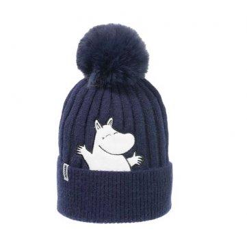 Зимняя шапка Moomin MOOMIN24B 51-56 Синяя