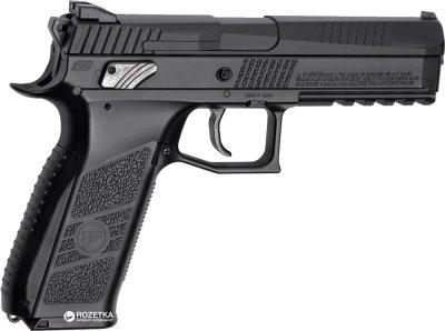 Пістолет пневматичний ASG CZ P-09 Blowback (23702556)