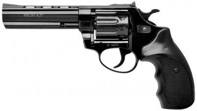 "Револьвер флобера ZBROIA PROFI-4.5 ""(чорний / пластик)"