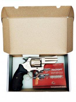 "Револьвер флобера ZBROIA PROFI-3"" (сатин / пластик)"
