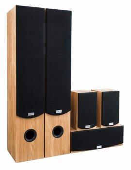 Комплект акустики TAGA Harmony TAV-506 v.2 Set Oak