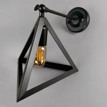 Бра настенное Light House NM-14874-B/1W BK черное