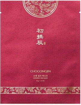 Тканевая маска для лица Missha Cho Gong Jin Sosaeng Silk Mask Омолаживающая 40 г (8809643546201)