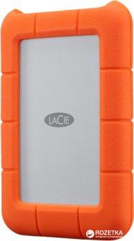 "Жорсткий диск LaCie Rugged 2 TB STFR2000800 2.5"" USB-C External"