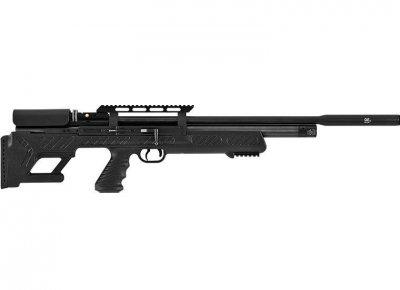 Пневматична гвинтівка Hatsan BullBoss з насосом попередня накачування 355 м/с