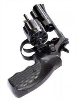 """Револьвер під патрон Флобера Ekol Viper 3"""" чорний 170 м/с"""