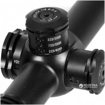 Оптичний приціл Barska Point Black 4-16x40 SF (IR 3G) (923636)