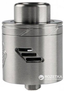 Дрип-атомайзер Wotofo The Troll V2 25 мм RDA Silver (WFTT25RDAS)