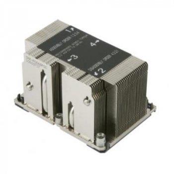 Радіатор охолодження Supermicro SNK-P0068PSC/LGA3647/2U Passive (SNK-P0068PSC)