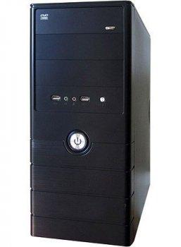 Корпус Delux MD251 Black, 80mm, 400W (MD251 400W 80mm)