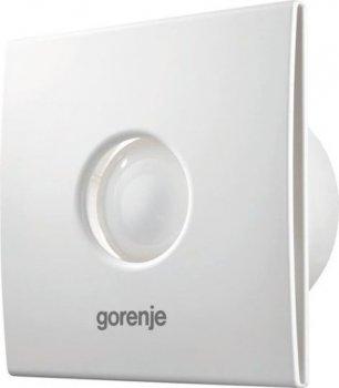 Вентилятор для ванной Gorenje BVX100WTS