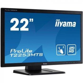 Монитор для компьютера iiyama T2253MTS-B1