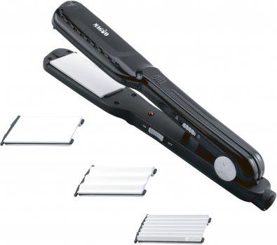 Щипці для волосся MAGIO MG-679 з насадками для гофре
