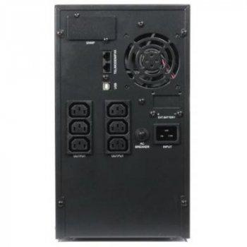 Джерело безперебійного живлення EnerGenie EG-UPS-PS3000-01, 3000VA (EG-UPS-PS3000-01)
