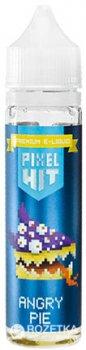 Рідина для електронних сигарет Molecule Labs Pixel HIT: Angry Pie 60 мл (Ванільний пиріг з кремом)