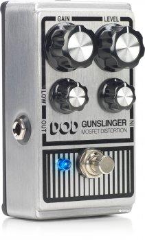 Педаль эффектов Digitech DOD Gunslinger Mosfet Distortion (225620)