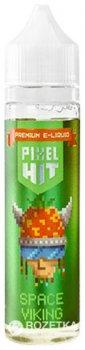 Рідина для електронних сигарет Molecule Labs Pixel HIT: Space Viking 60 мл (Ананас + лайм)