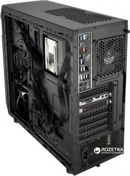 Корпус Corsair Carbide SPEC-01 Red LED Black (CC-9011050-WW)