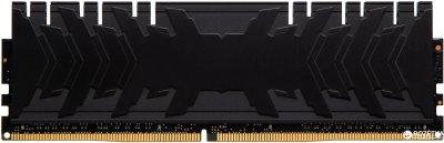Оперативна пам'ять HyperX DDR4-2400 16384MB PC4-19200 (Kit of 2x8192) Predator Black (HX424C12PB3K2/16)