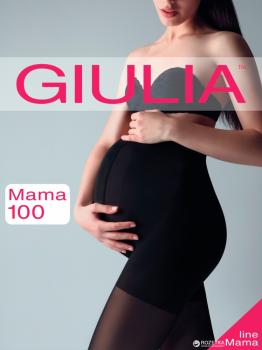 Колготки Giulia Mama 100 den Nero