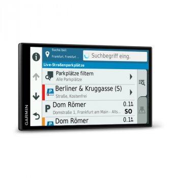 GPS навігатор Garmin DriveSmart 61 LMT-S (010-01681-17)