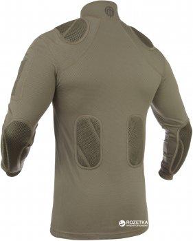 Футболка тренировочная полевая с длинными рукавами P1G-Tac Frogman Range Shirt Polartec Delta UA281-29981-D-OD XL Olive Drab (2000980417452)