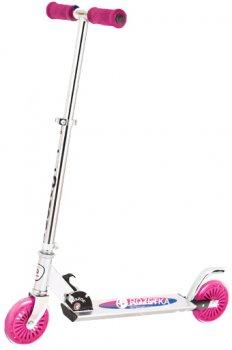 Самокат Razor Scooter A125 Al GS Pink (13072263)