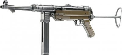 Пневматичний пістолет Umarex Legends MP German Legacy Edition (5.8325)