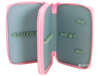 Пенал Traum 7009-36 Розовый (4820007009365)
